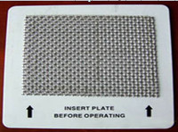 1 Ozone Plate For Alpine Ecoquest Living Air Purifiers