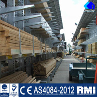 Jracking Steel Structure Pipe Cantilever Rack As4084