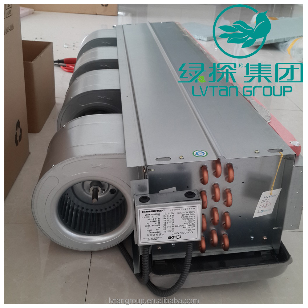 Ac Motor Inverter Cassette Type Fan Coil Unit Buy