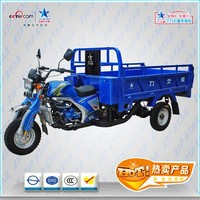 2015 hot sale motorized cargo tricycle zongshen motor /heavy loading capacity / best selling in Africa