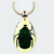 Emerald Rose Chafer Real Insect Key Chains Manufacturers