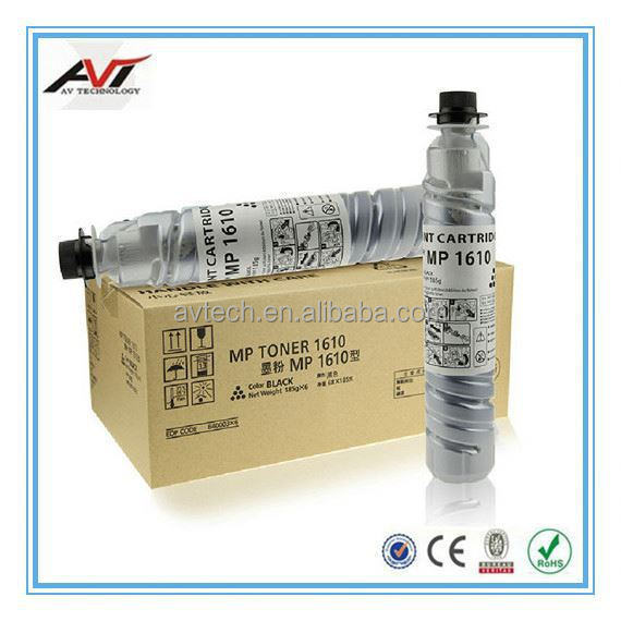wholesale toner distributor copier toner for ricoh aficio mp 1600 le
