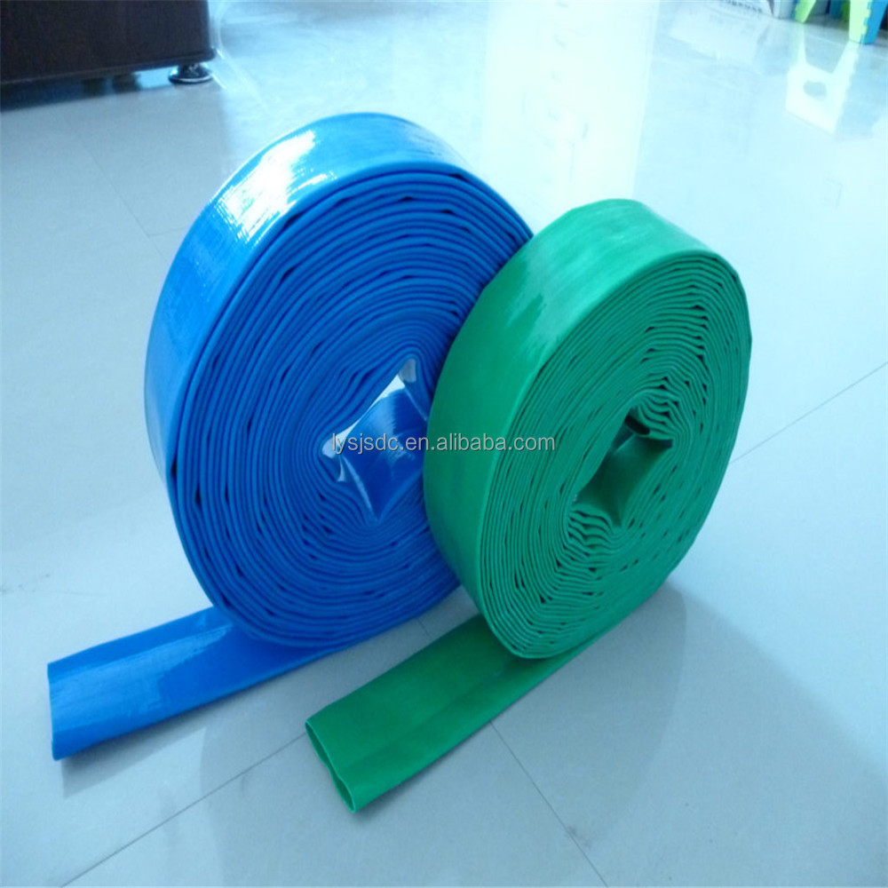 pvc hose pipe water discharge hose