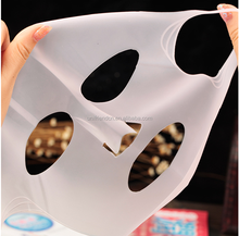 new face silicone face mask spa / silicone facial mask / female facial mask