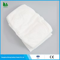 Low price best quality breathable film adult pants diaper
