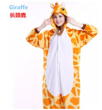 Winter wholesale soft fannel adult and kids animal pajamas couple onesie new items full colors