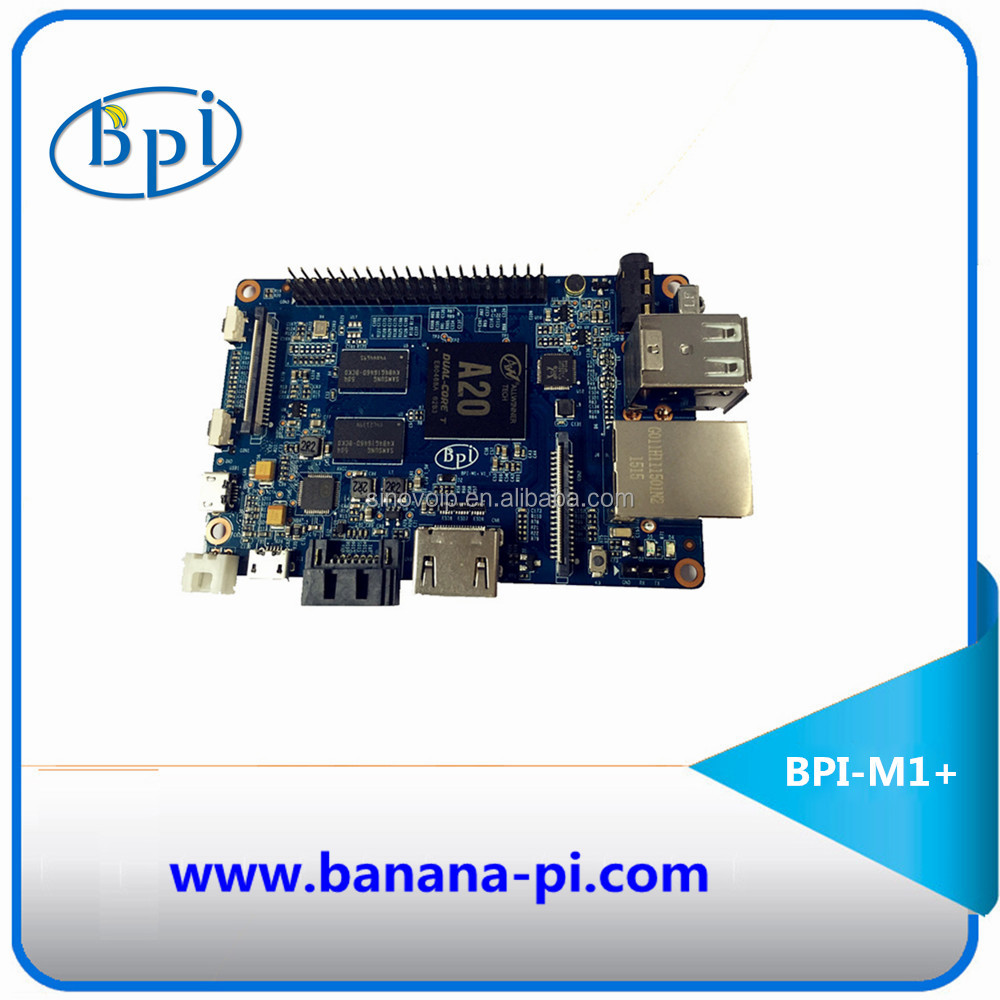 Original 1GB DDR3 Banana pi M1+ PC better than raspberry pi