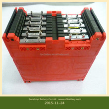 Supply high capacity and high quality 48V 200AH lifepo4 battery pack for Electric Car, HEV, UPS, Solar energy storage AGV
