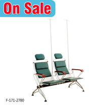 Popular and fashion anticorrosive antirust hospital recliner chair