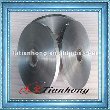 Blue Aluminum mylar polyester insulation film for cable