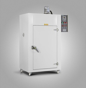 Desiccant air blast drying oven big industrial ovens stainless steel chamber for lab machine
