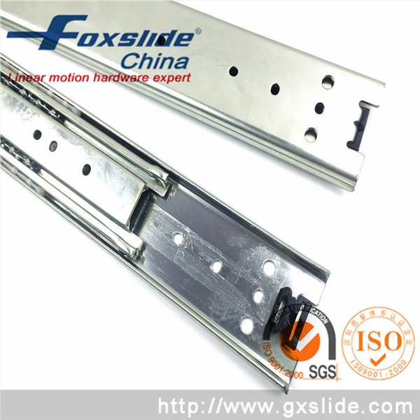 Buy Furniture Hardware Wholesale Alibaba Sliding Damper Toolbox Drawer Slide From China