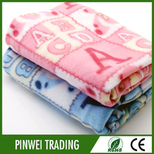 2015 new china products printed magnetic throw blanket polyester