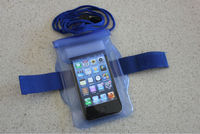 Waterproof Armband Bag Case For iPhone 4 4s
