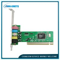 3d sound effects PELF039 cmi8738 sound card 6ch cmi 8738 6 channel pcie sound card
