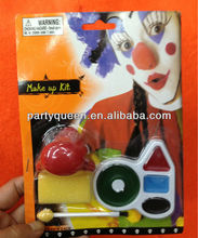 Carnival Clown make up kit C-A071
