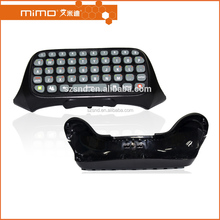 factory supply Text Chat Messaging Pad Chatpad Keyboard for Xbox 360 Live Games Controller