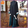 2017 OEM High Quality Front Open Muslim Kimono Abaya Turkey