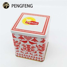 Food grade packaging box candy tin box square tin can square tin box