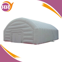 white wedding inflatable tents, Inflatable event tents, China advertising tent