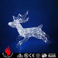 outdoor led christmas reindeer lights wholesale