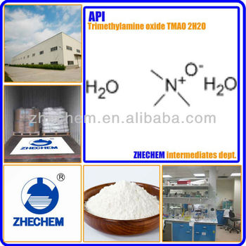 Trimethylamine oxide 62637-93-8 Trimethylamine N-oxide dihydrate