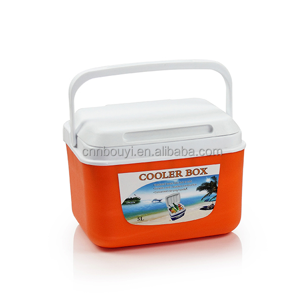 mini 5L ice box cooler with handle