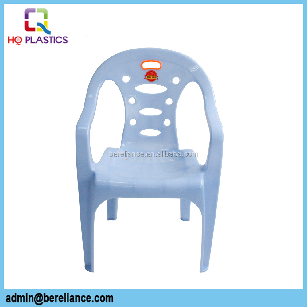 Living Room Furniture Simple Plastic Chair with Arm