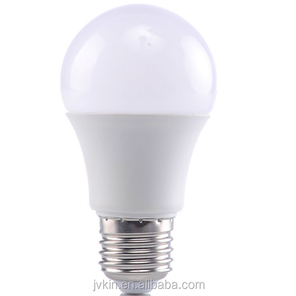 E27 super bright led bulb light 3w 5w 7w 9w 12w 15w plastic energy saving bulb