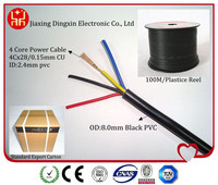 RVV power cable 4 core power cable
