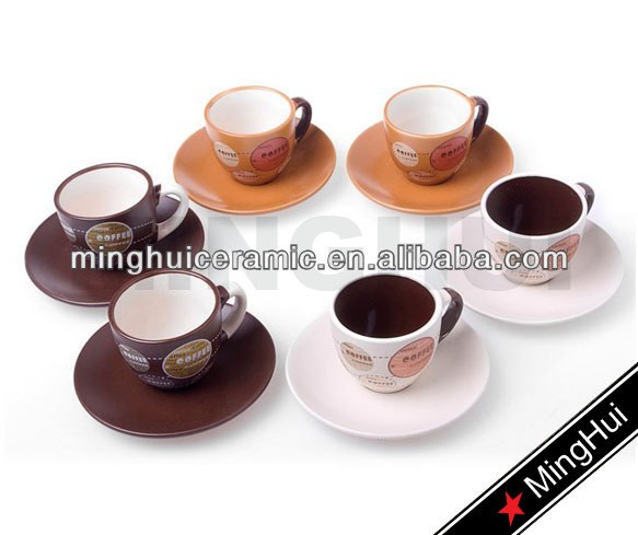 Wholesale tea cups and saucers sets