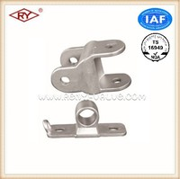 Lost wax investment casting CF8 shipping container door parts