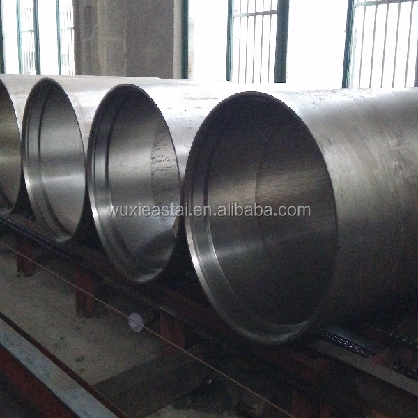 production of ST52 pneumatic cylinder barrel chrome plated honed tube