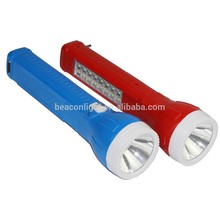Fire Escape Hotel Rechargeable led emergency torchlight