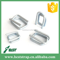 BST 38mm metals wire buckles for woven cord strap