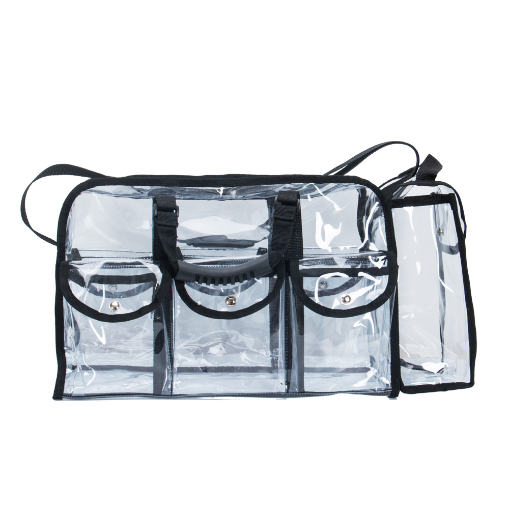 Koncai Top Selling Makeup Bag pvc cosmetic bag in many colors available portable cosmetic bag