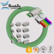 4.2 4.20mm 4.2mm Mini-fit Jr. header, terminal, female male housing connector, one dual rows, 2 to 12 24 circuits