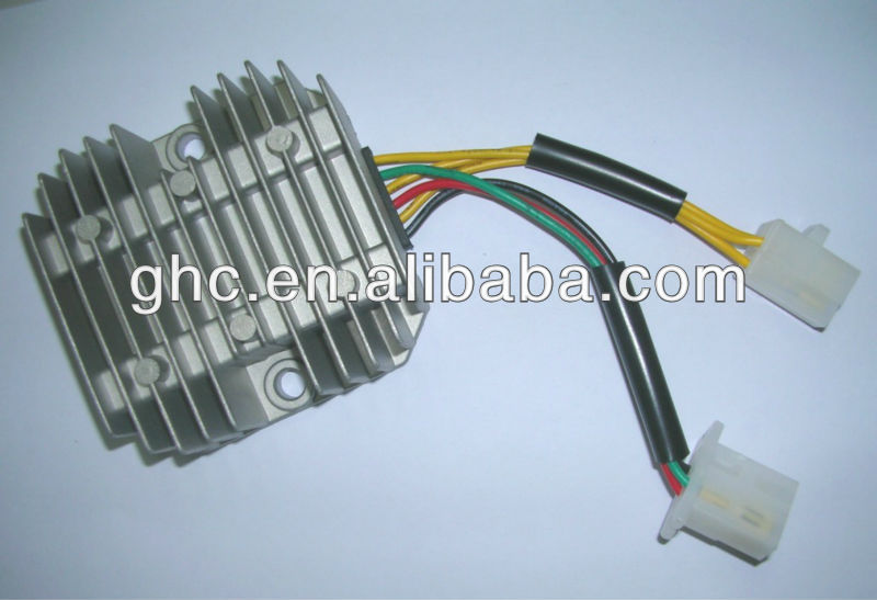 superior quality Taiwan made 3 phase CH125 regulator rectifier
