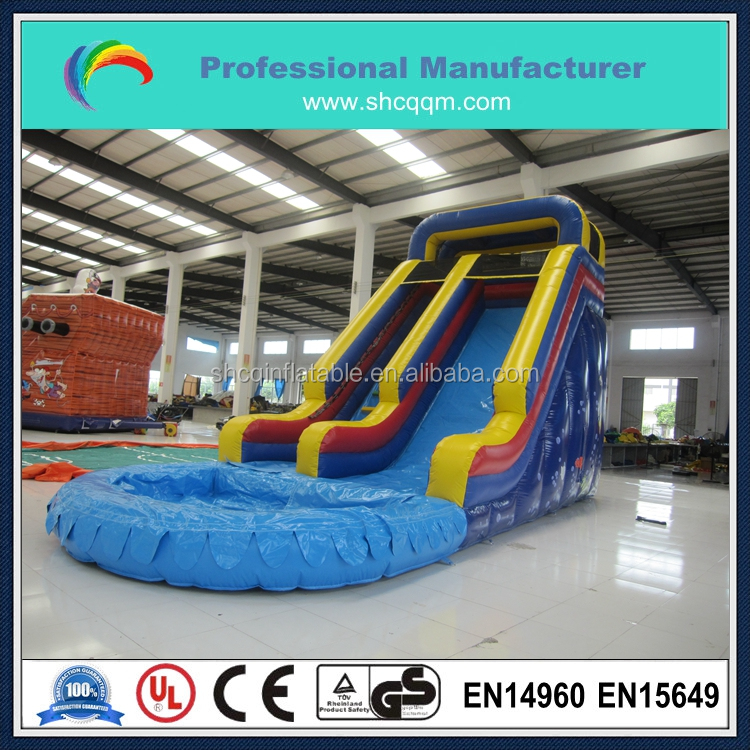 hot sale inflatable pool slide /water slide inflatable