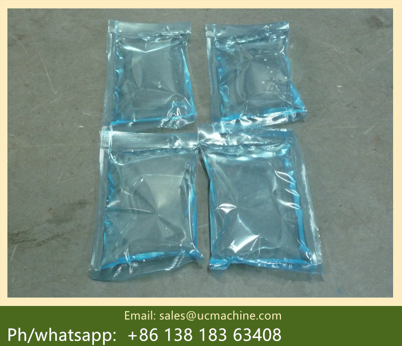 food packaging plastic film <strong>roll</strong> for water sachet 500ml