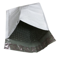 Recycled Mail Bubble Envelope For Package Goods Paper Bag Mailer Package Padded Air Cushion Kraft Bubble Custom Made Envelope