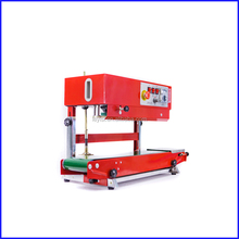 continuous film sealing machine/plastic film heat sealer