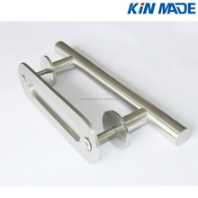 Stainless Steel 304 Sliding Wood Barn Door Hardware Two Side Handle Pull