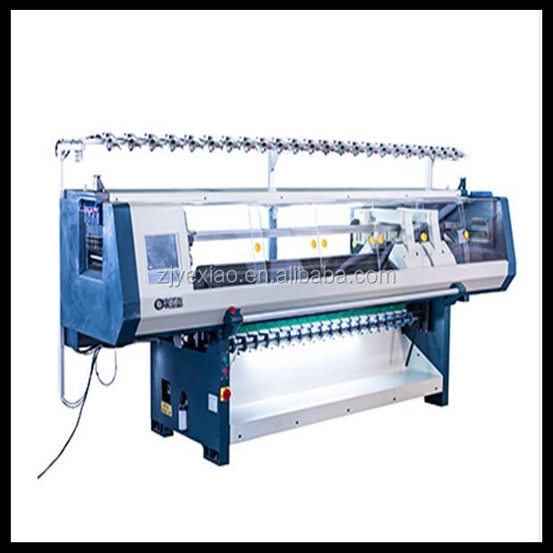 automatic knitting machine