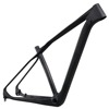 ICAN Direct Mount Front Derailleur hard tail carbon mountain bike frame 29er MTB bicycle with headset