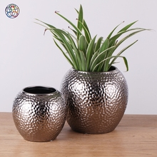 New products ceramic oriental decor indoor plant flower pots