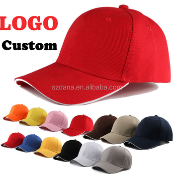 Custom fashion Caps/Hats for women and man, Cheap Price Custom Your 3D Embroidery Logo cap hat