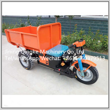 Strong power high quality cargo electric tricycle with 1t loading capacity