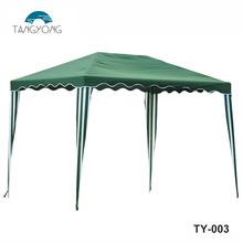 Customized supplier various type marquee 2 bedroom tent
