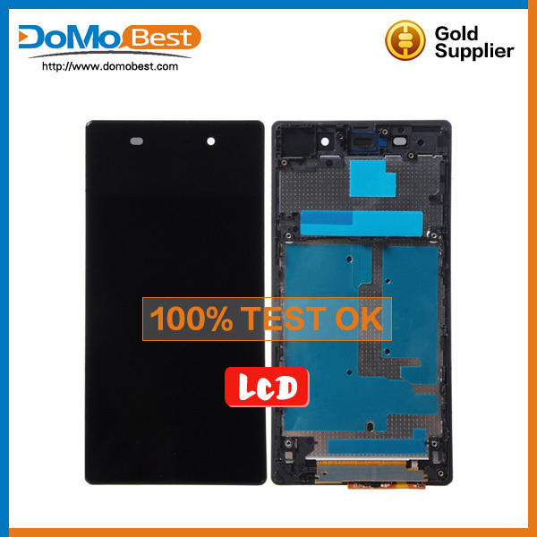 best quality for sony xperia z1 lcd screen,for sony xperia z1 lcd,lcd touch screen for sony z1